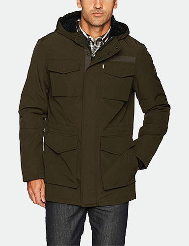 parka field jacket
