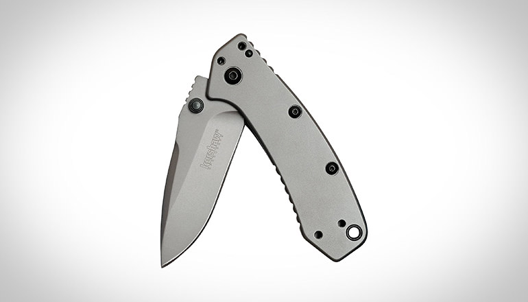 folding pocket knife by kershaw